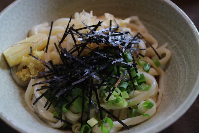 "Japanese noodle""UDON"""