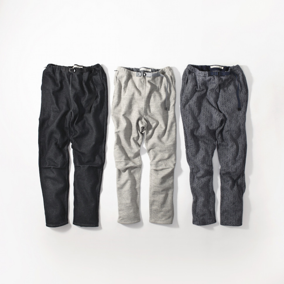 CLIMBING PANTS-with Number Plus